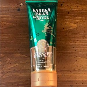 Bath & Body Works Vanilla Bean Noel Body Wash